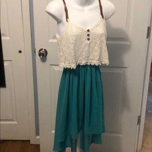 Lace Detail Dress Size Small